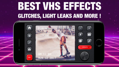 Best VHS Effects